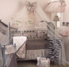 Nightingale - 8 pc Baby Bedding Sets