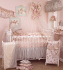 Tea Party - 8 pc Crib Bedding Sets
