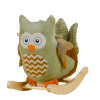 Owliver Green Owl